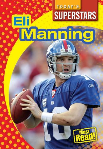 Eli Manning EB9781433943935