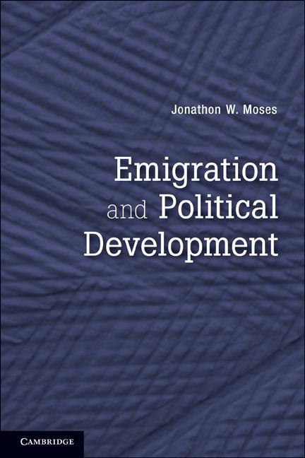 Emigration and Political Development EB9781139142540
