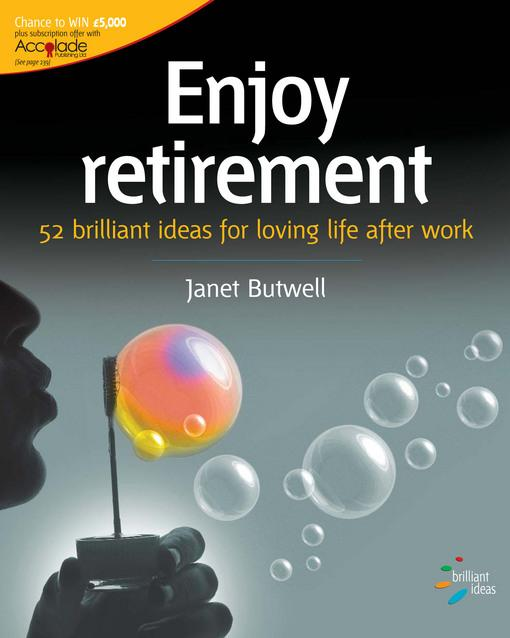 Enjoy Retirement EB9781908189363