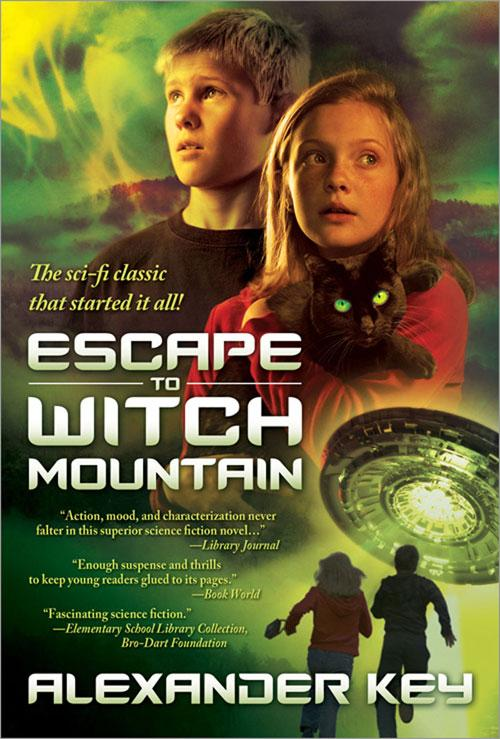 Escape to Witch Mountain EB9781402249815