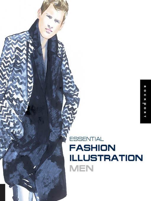 Essential Fashion Illustration: Men EB9781616736651