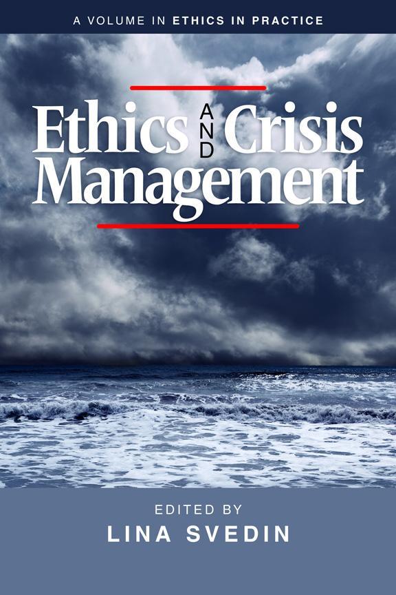 Ethics and Crisis Management EB9781617354984