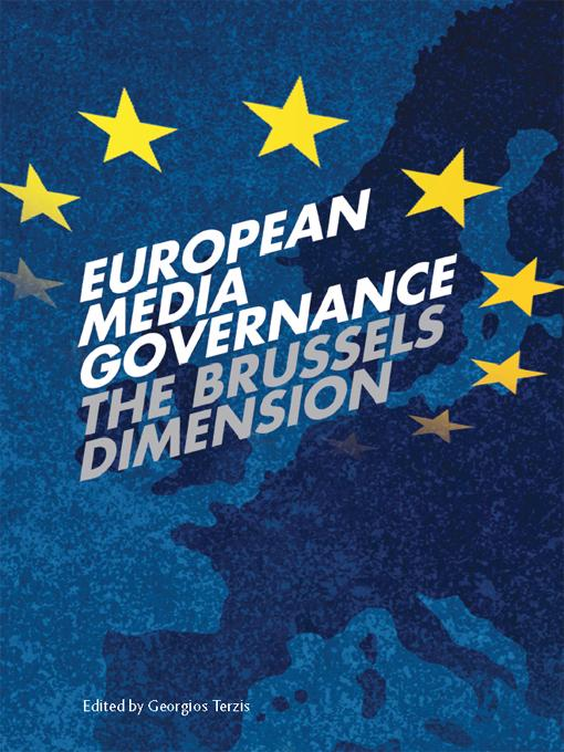 European Media Governance: The Brussels Dimension EB9781841502205
