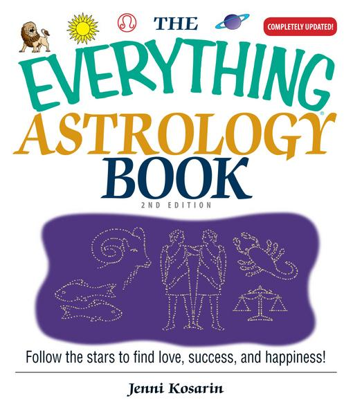 Everything Astrology Book EB9781440523335