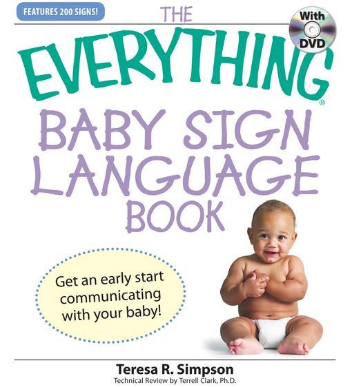 Everything Baby Sign Language Book EB9781440524479