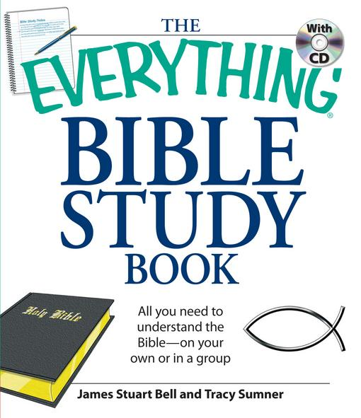 Everything Bible Study Book EB9781440524172