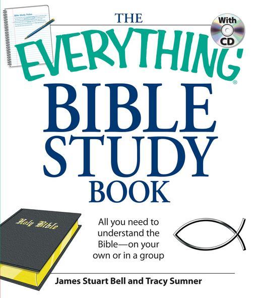 Everything Bible Study Book EB9781440524172