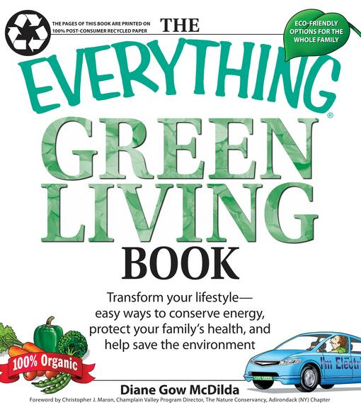 Everything Green Living Book EB9781440524271