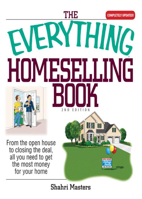 Everything Homeselling Book EB9781440538087