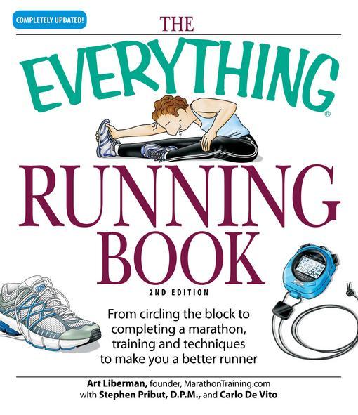 Everything Running Book EB9781440524363