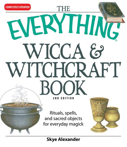 Everything Wicca and Witchcraft Book EB9781440524196