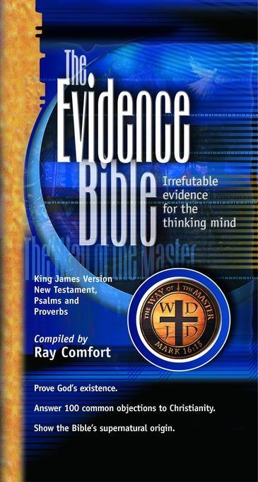 Evidence Bible NT EB9781458796615