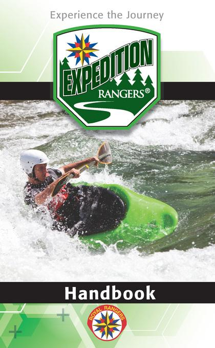 Expedition Rangers Handbook EB9781607313120