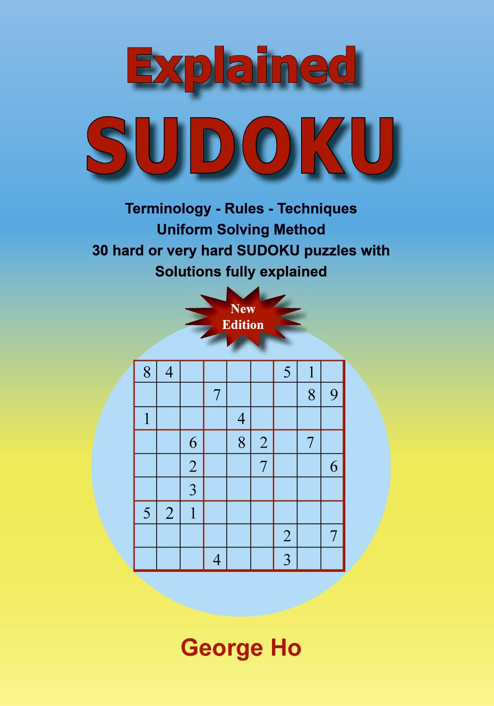 Explained Sudoku