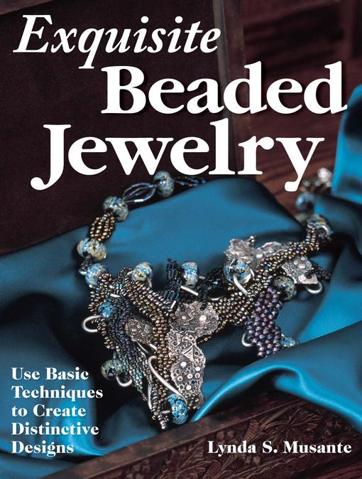 Exquisite Beaded Jewelry EB9781440222788