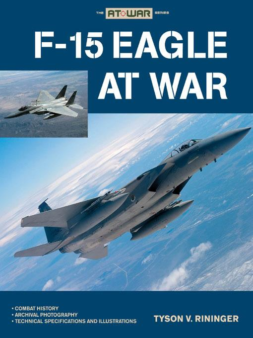 F-15 Eagle at War EB9781616732691