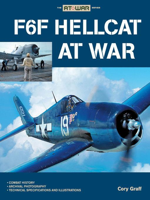 F6F Hellcat at War EB9781616732660