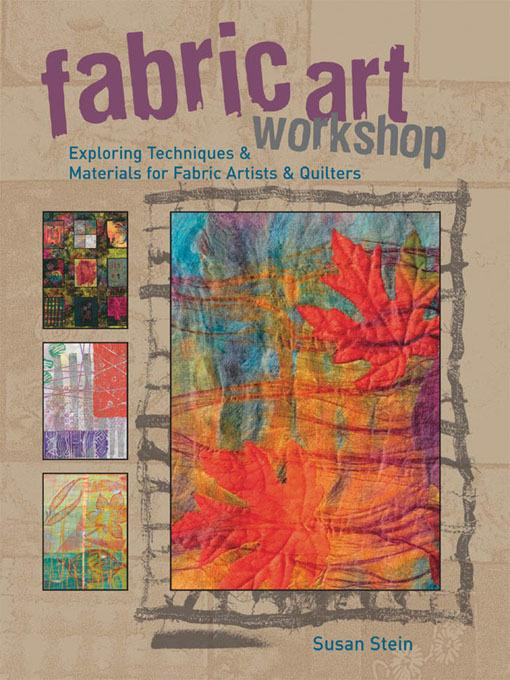 Fabric Art Workshop EB9781616733452