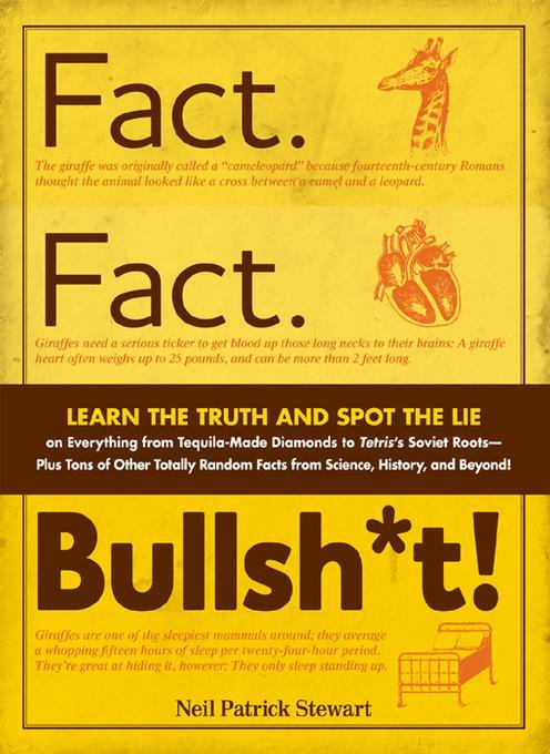 Fact. Fact. Bullsh*t! EB9781440527753