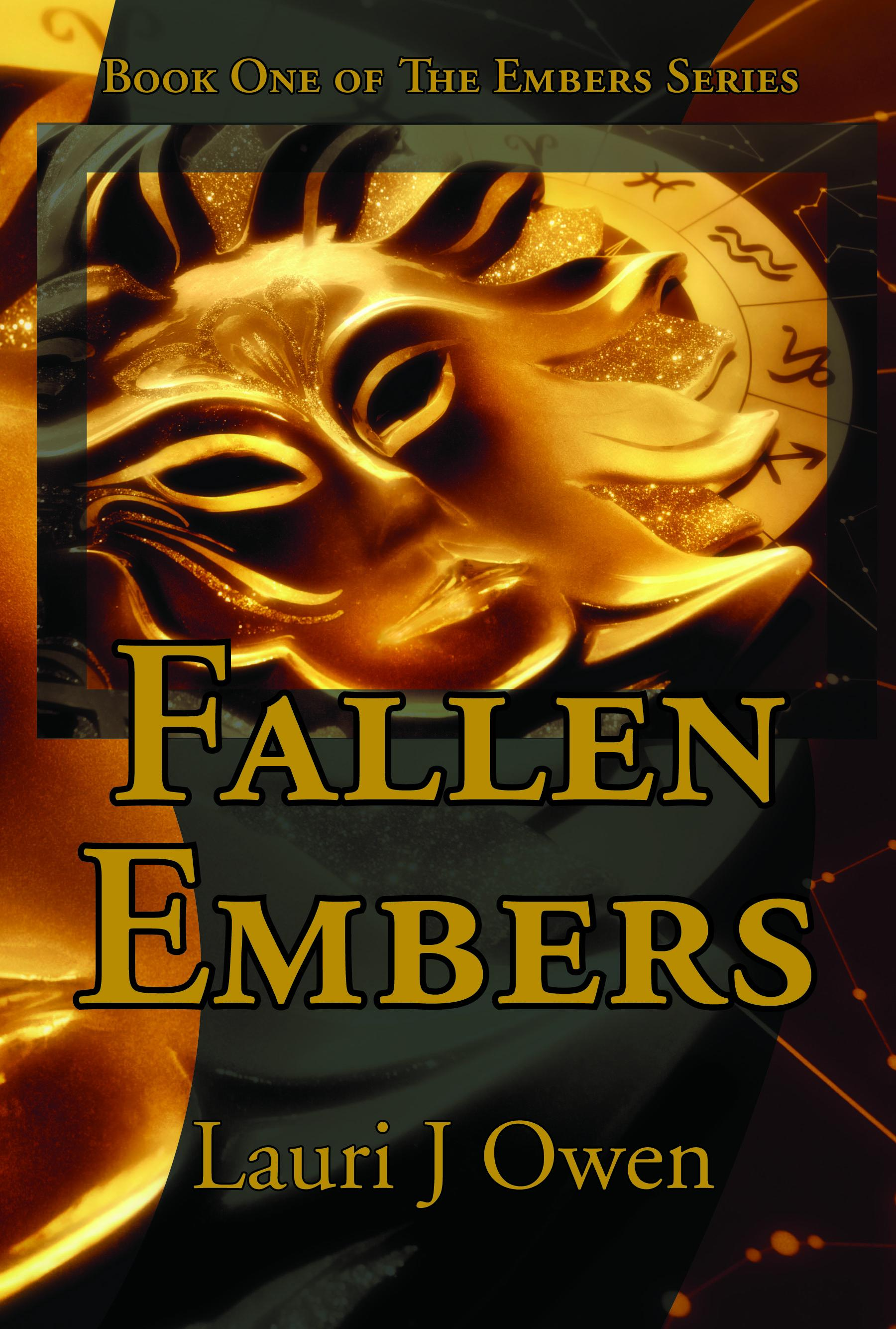 Fallen Embers EB9781597190251