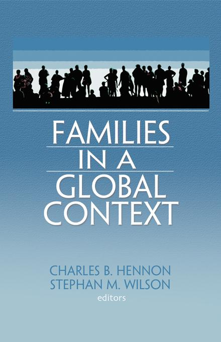 Families in a Global Context EB9781136867101