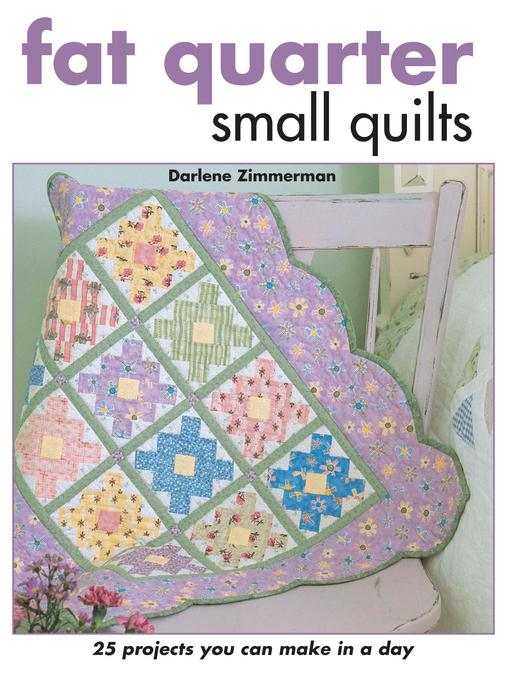 Fat Quarter Small Quilts EB9781440220708