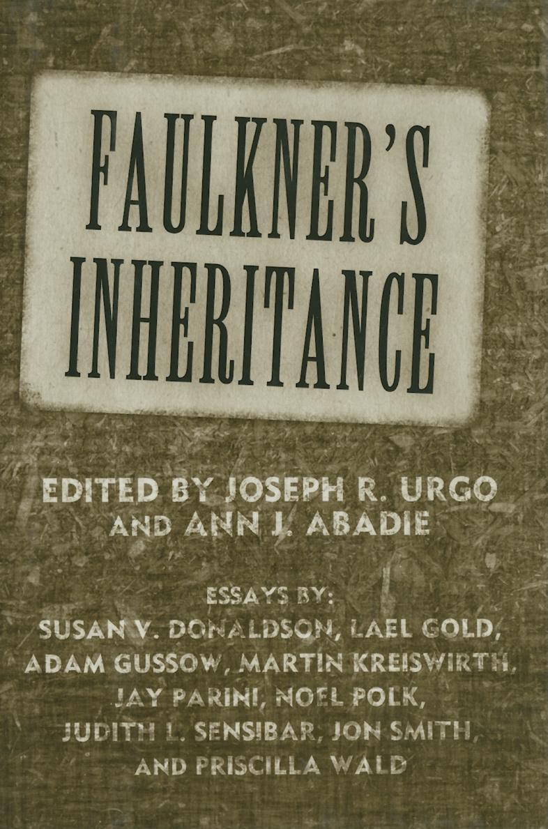 Faulkners Inheritance EB9781604734737