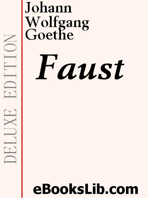 Faust EB9781412145275