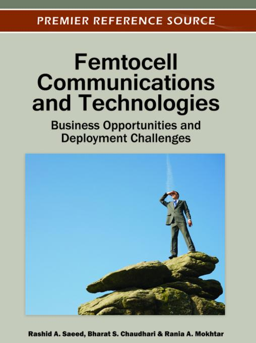 Femtocell Communications and Technologies EB9781466600935