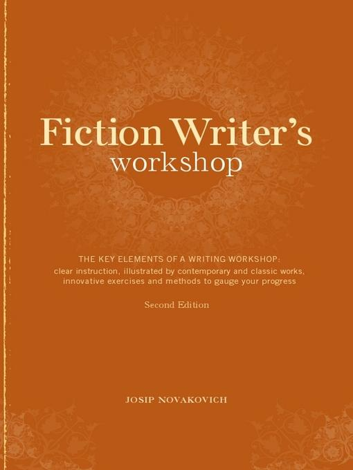Fiction Writer's Workshop EB9781599637235