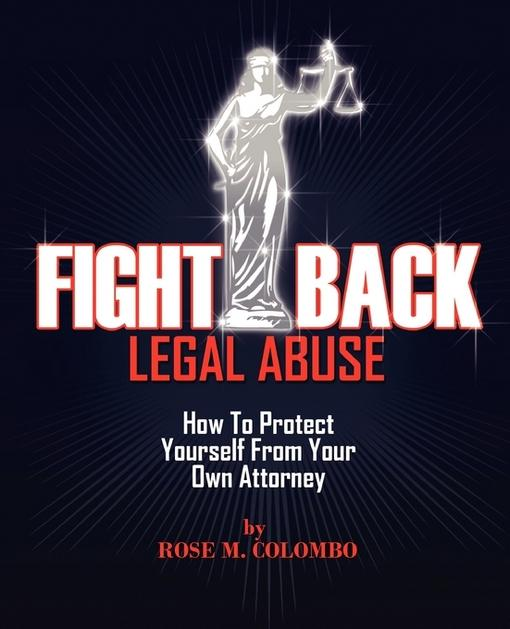 Fight Back Legal Abuse EB9781600378232
