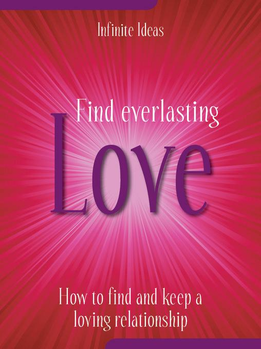 Find everlasting love EB9781908864949