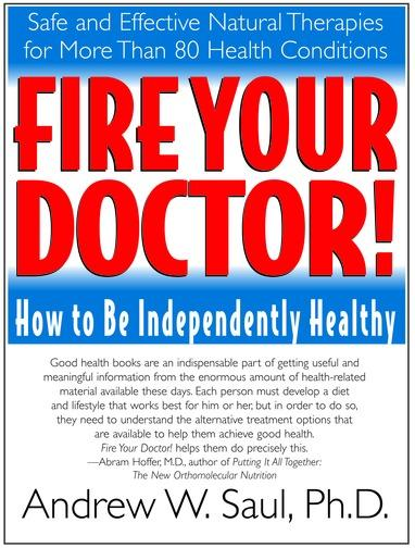 Fire Your Doctor! EB9781458700995