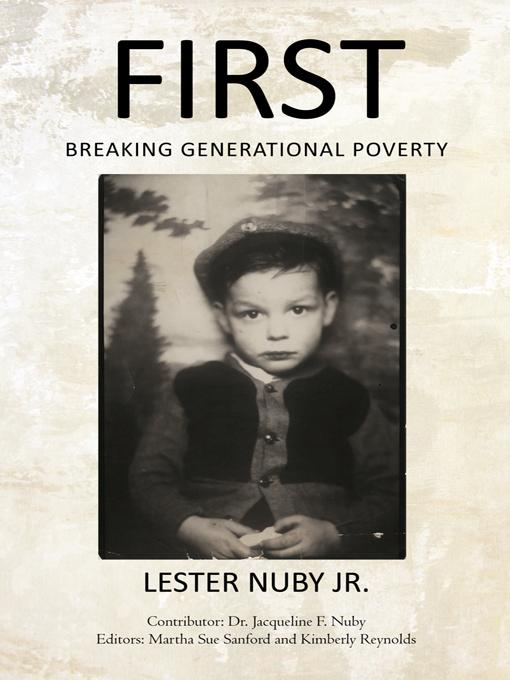 First: Breaking Generational Poverty EB9781475929249