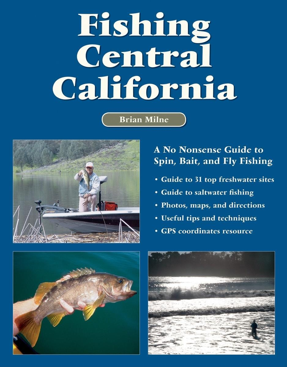 Fishing Central California EB9781618812070