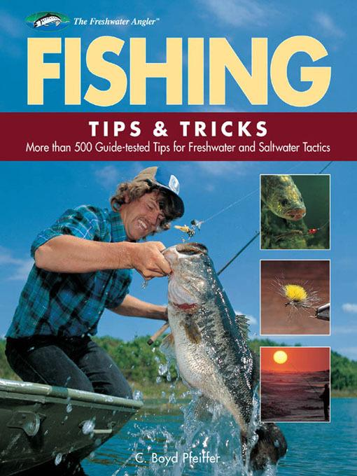 Fishing Tips & Tricks EB9781616732899