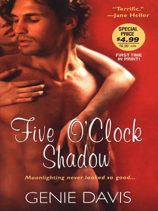 Five O'Clock Shadow EB9781420101430