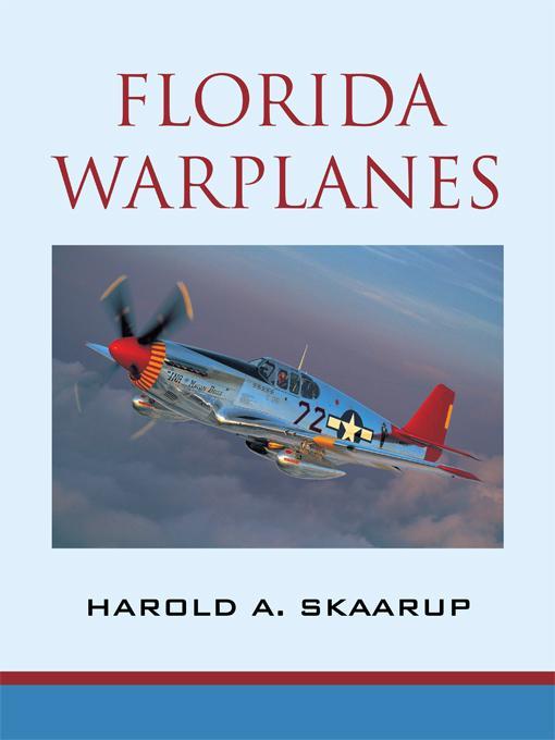 Florida Warplanes EB9781450264457