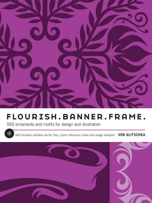 Flourish.  Banner.  Frame. EB9781440320484