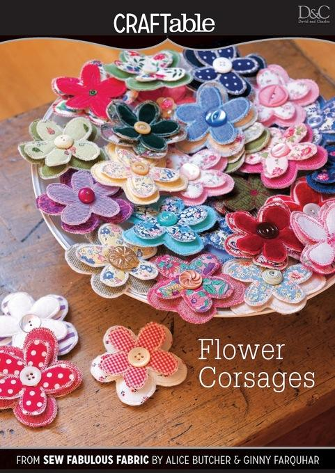 Flower Corsages EB9781446357040