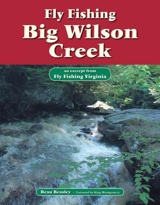 Fly Fishing Big Wilson Creek