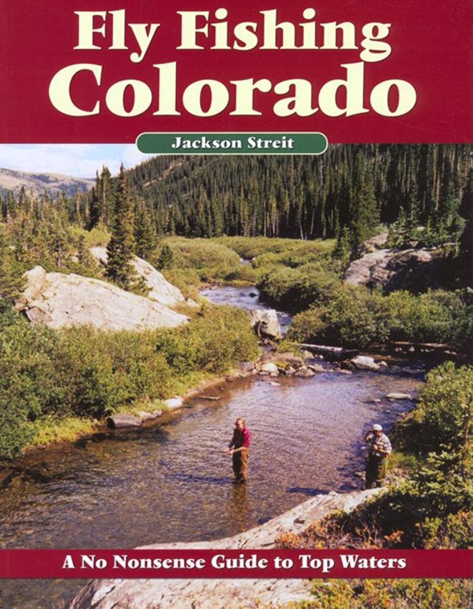 Fly Fishing Colorado EB9781618811387