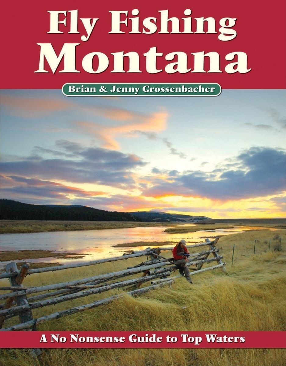 Fly Fishing Montana EB9781618811172