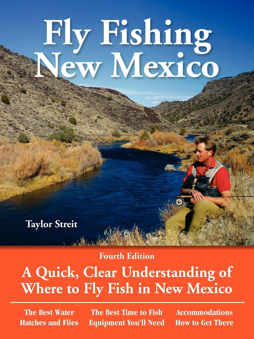 Fly Fishing New Mexico EB9781618812346