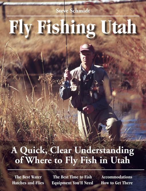 Fly Fishing Utah EB9781618812353