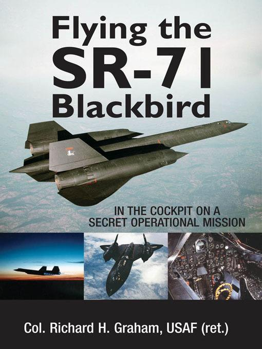 Flying the SR-71 Blackbird EB9781610600705
