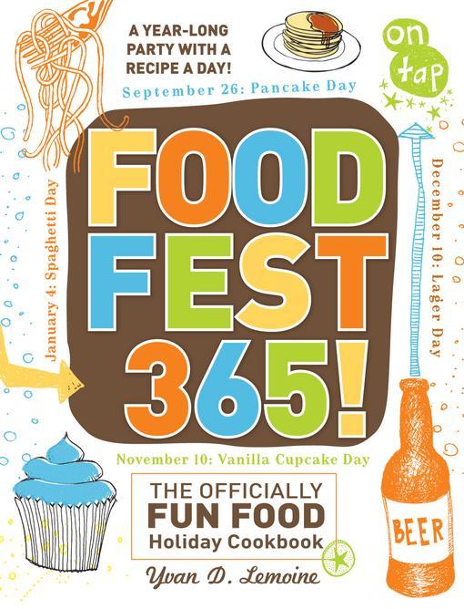 FoodFest 365! EB9781440510014