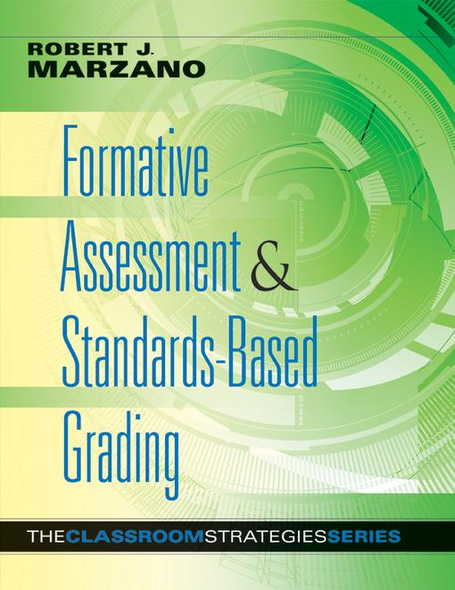 Formative Assessment & Standards-Based Learning EB9781935542438