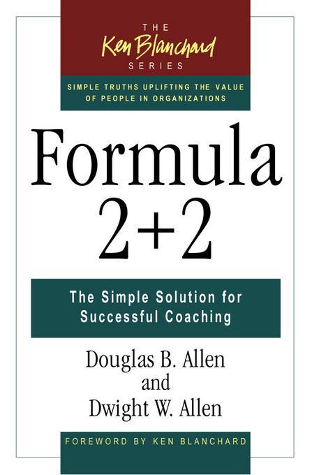 Formula 2+2 EB9781609945435