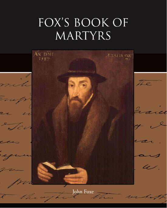 Fox's Book of Martyrs EB9781438592046